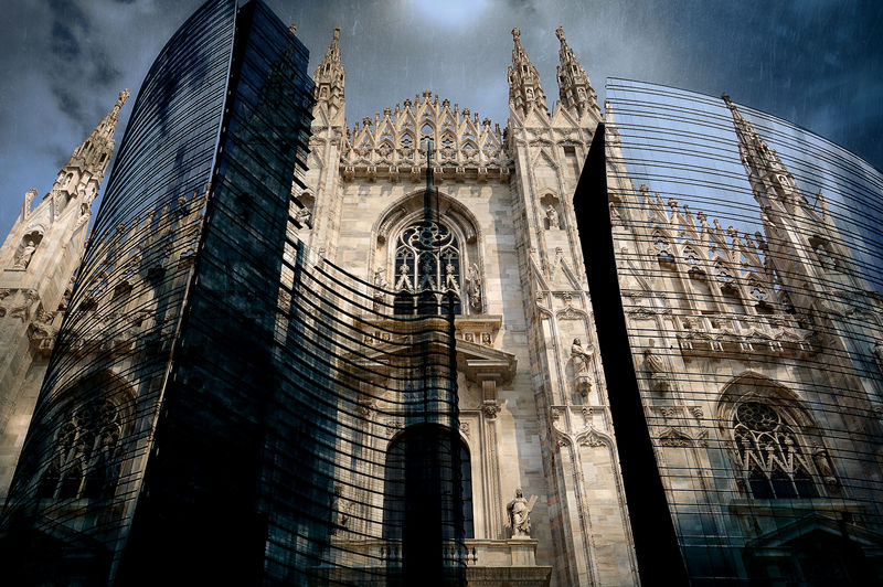Donato Chirulli Photography - Old and New - Milan